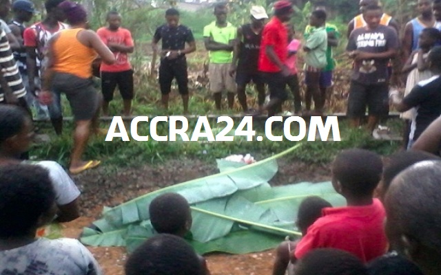 Man decapitated by train in Sekondi-Takoradi