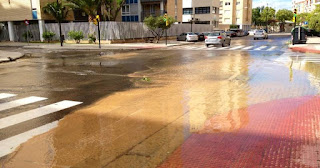 Limpieza de desagües