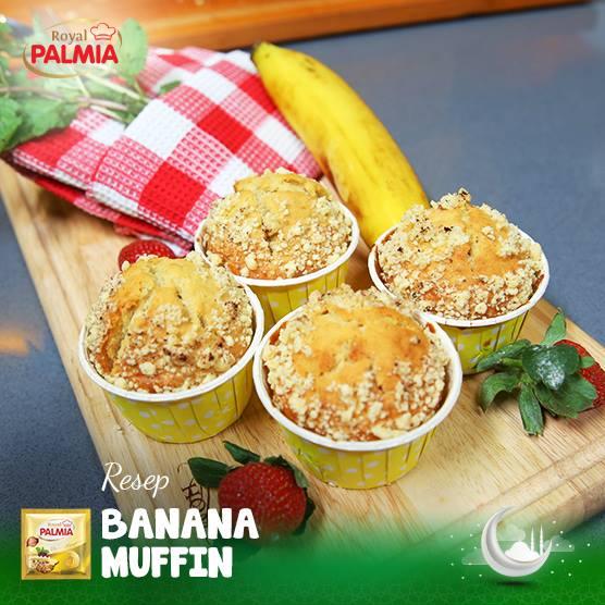 banana muffing
