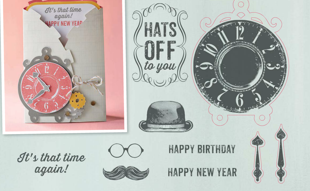 Hats Off stamp set