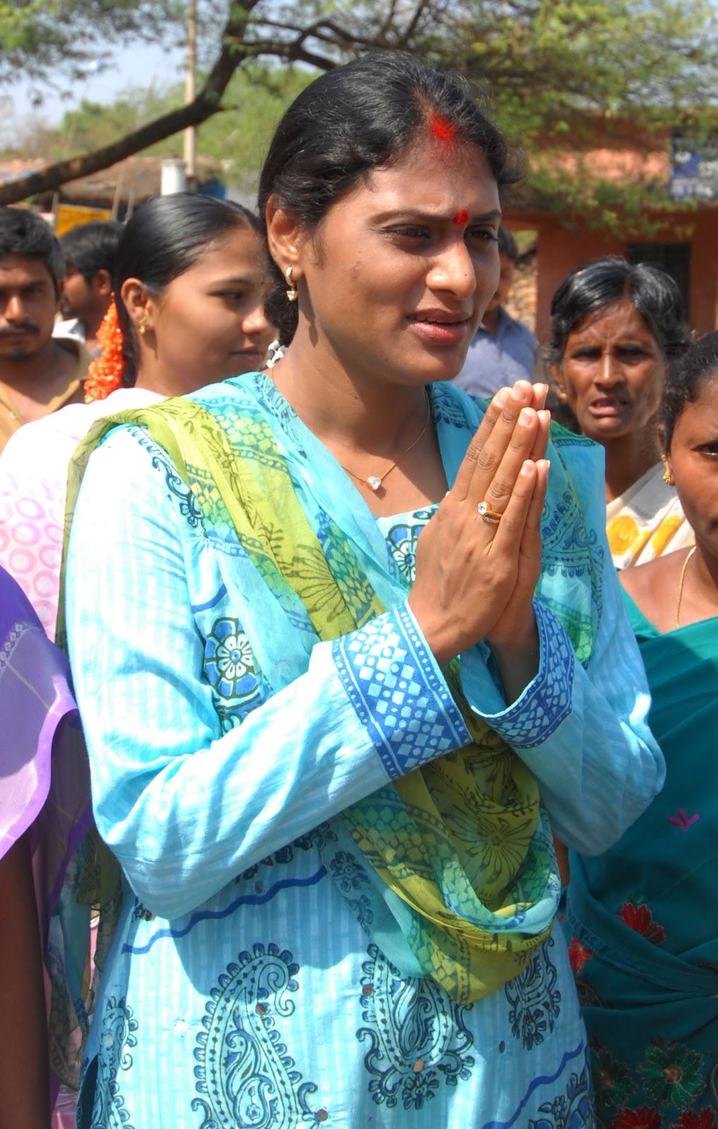 I Am For Jagan Smt Ys Sharmila
