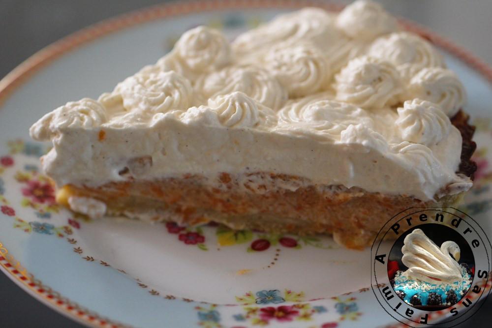 Pumpkin Pie (Tarte au potiron des USA)