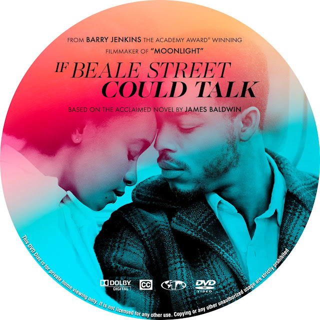 If Beale Street Could Talk Label Cover