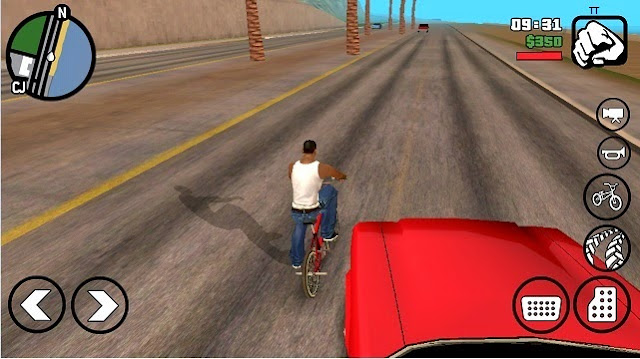 Download Grand Theft Auto: San Andreas 1.08 Apk Mod