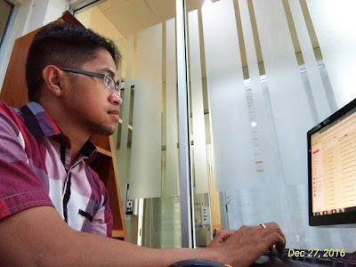 Papa Blogger Narsis