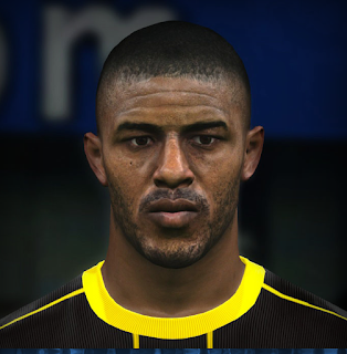 PES 2017 Faces Anthony Modeste by FaceEditor Jefferson_SF