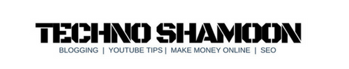Techno Shamoon- Blogging Tips
