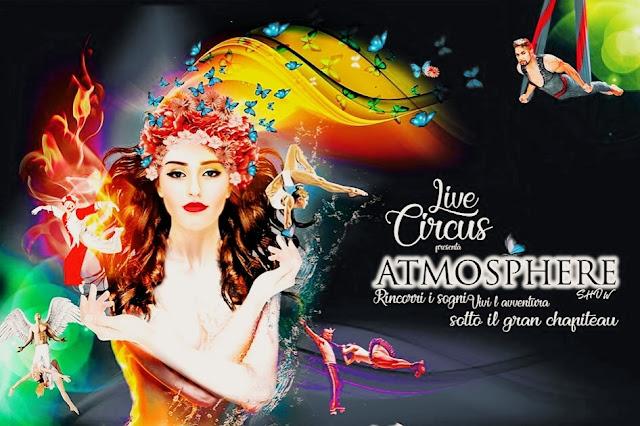 """Live Circus - Atmosphere Show"" στο Ναύπλιο για λίγες ημέρες"