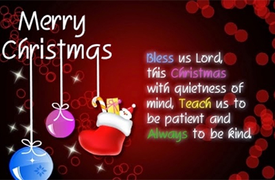 Special Merry Christmas Wishes, Quotes And Message