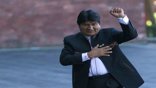Evo denuncia que EE.UU. amedrenta y chantajea a Bolivia con fines electorales