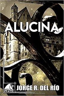 """Reseña: """"Alucina"""" - Jorge R. del Río #BooktubeDelPresente"""
