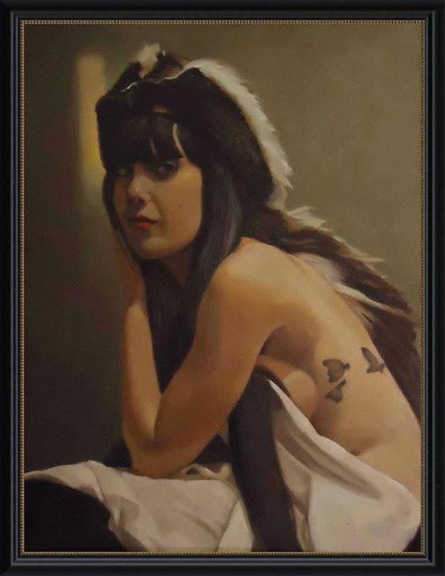 Michael Foulkrod | American Artist | Figurative | Portrait