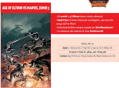 Age of Ultron VS Marvel Zombi #3