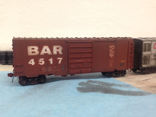 BAR 4517 and CP Reefer