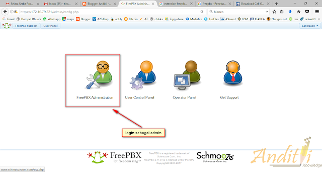 Membuat Extension di FreePBX-anditii.web.id