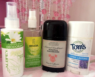 Review of Natural Deodorant Brands That Work