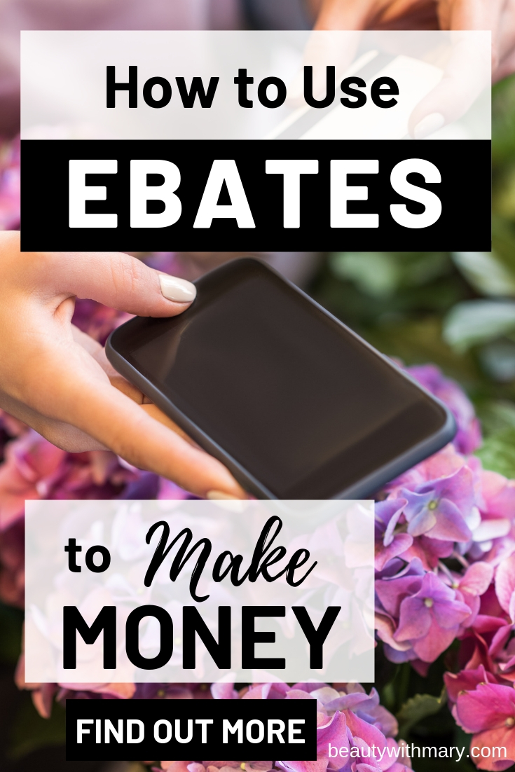 How to use Ebates to Make Money Shopping Online Sites #ebates #howtouseebates #ebatestips #ebatesshopping #howtomakemoney #makemoneyshoppingonline