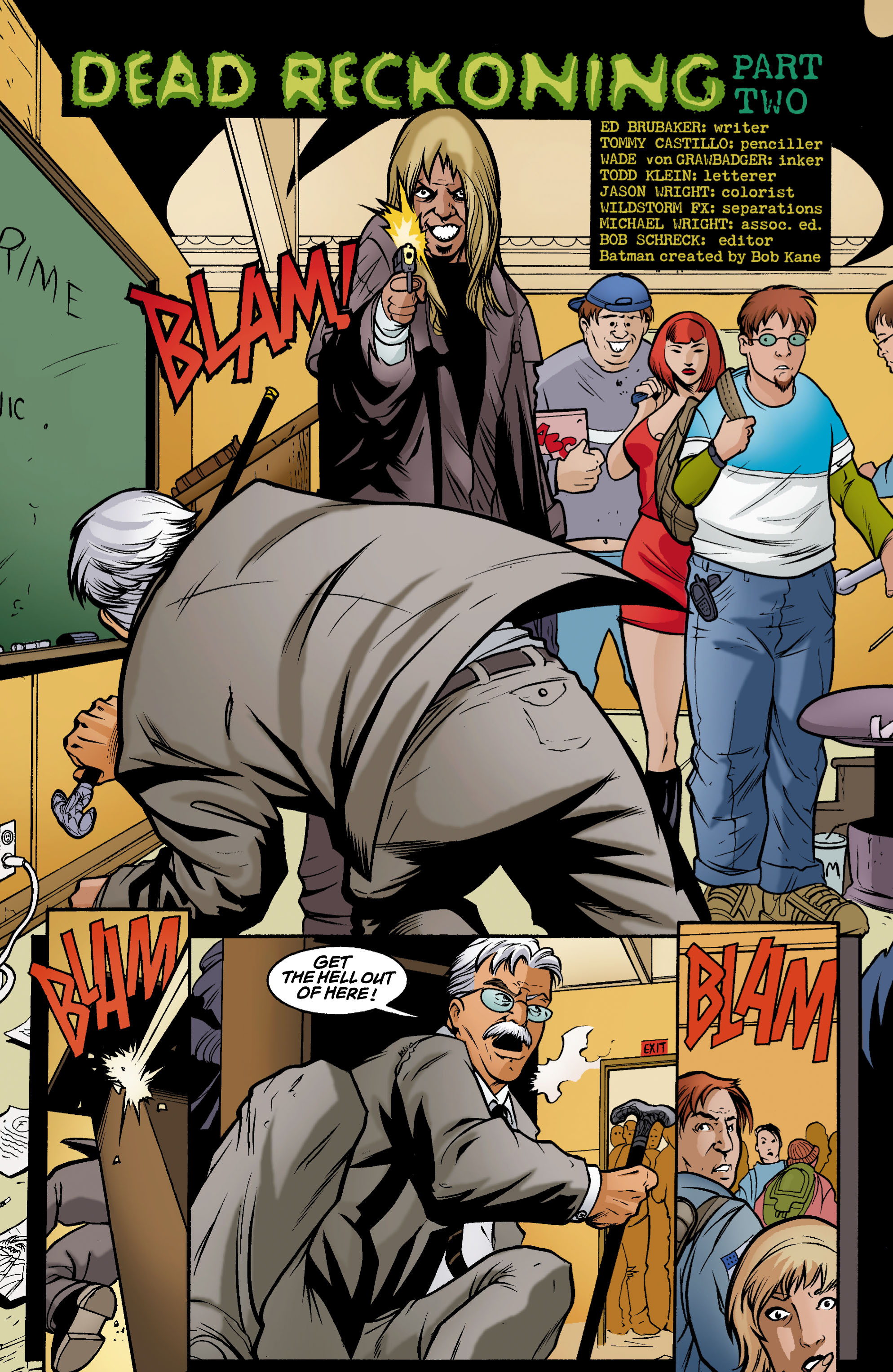 Detective Comics (1937) 778 Page 4
