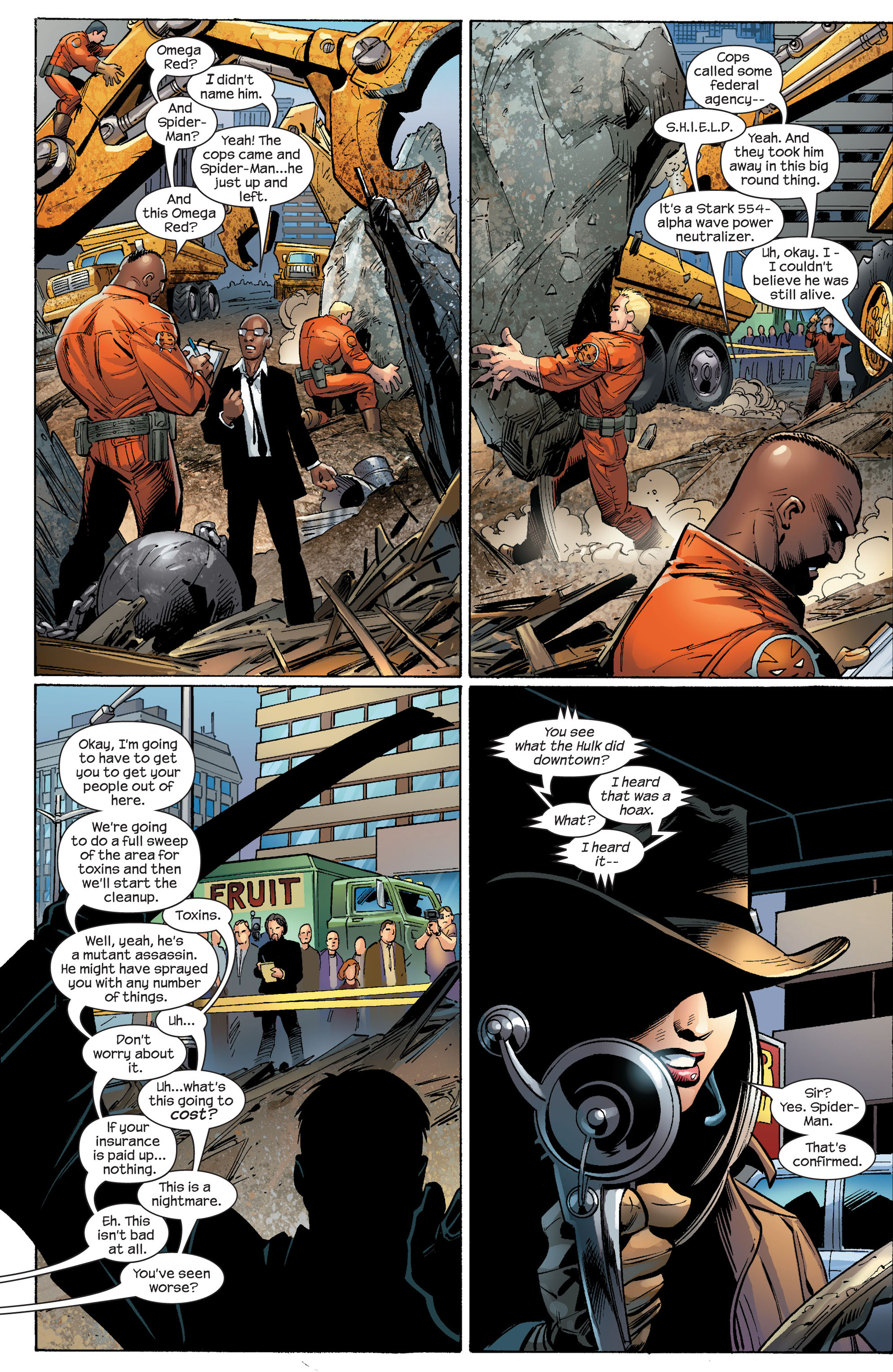 Read online Ultimate Spider-Man (2000) comic -  Issue #86 - 12