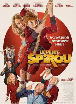 Le Petit Spirou streaming VF film complet (HD)