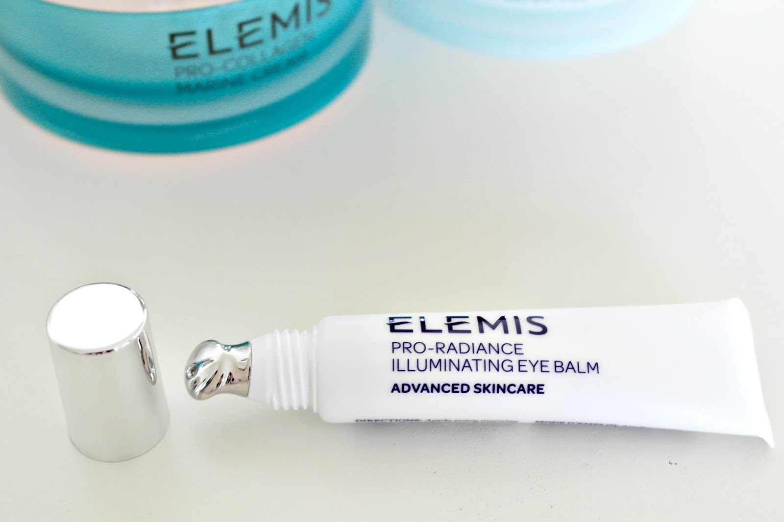 Elemis Pro-Radiance Illuminating Eye Balm, beauty blog