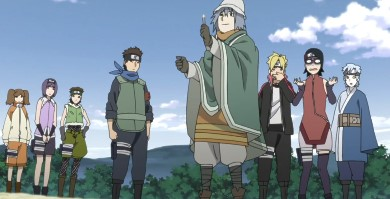 Boruto Naruto Next Generations – Episódio 98
