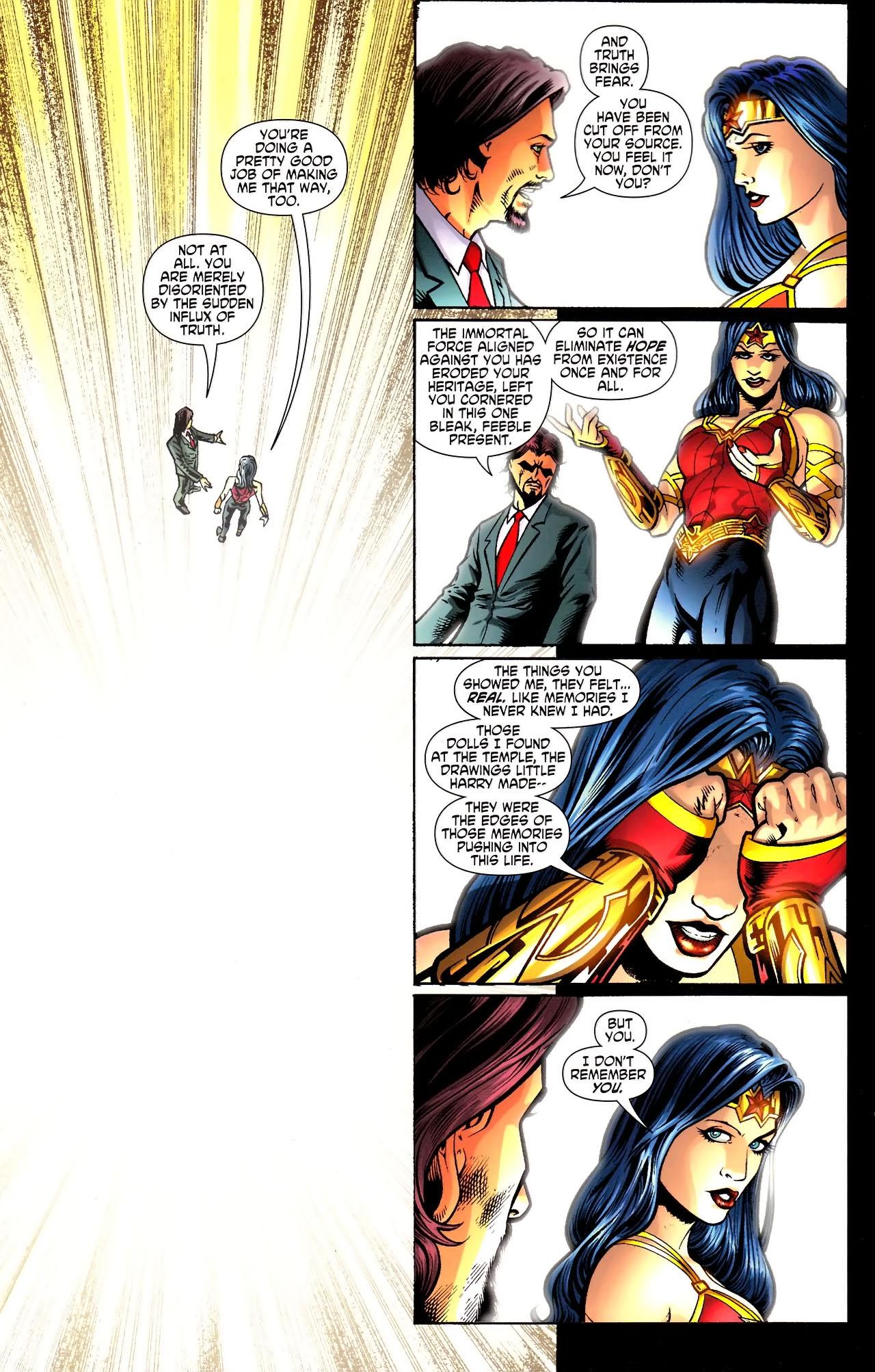 Read online Wonder Woman (2006) comic -  Issue #609 - 11