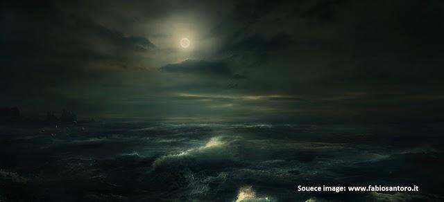 Mereka Terbunuh Malam Itu atau Hantu dari Dasar Laut