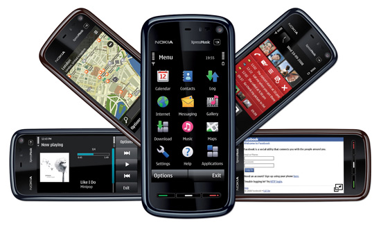 Download Aplikasi WeChat Nokia Symbian Touch