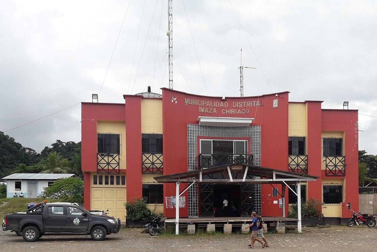 Municipalidad Distrital de Imaza (Bagua)