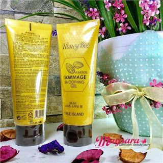 HONEY BEE ALMOND GOMMAGE SMOOTHING GEL