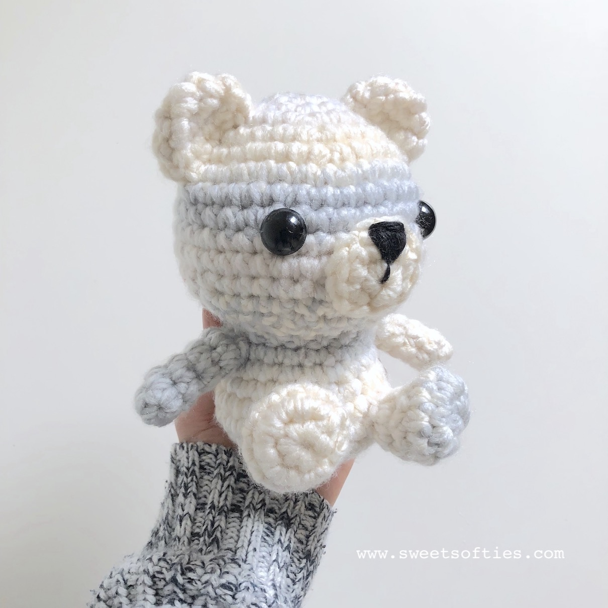 Amigurumi Cute Bear Free Pattern – FREE AMİGURUMİ CROCHET | 1210x1210
