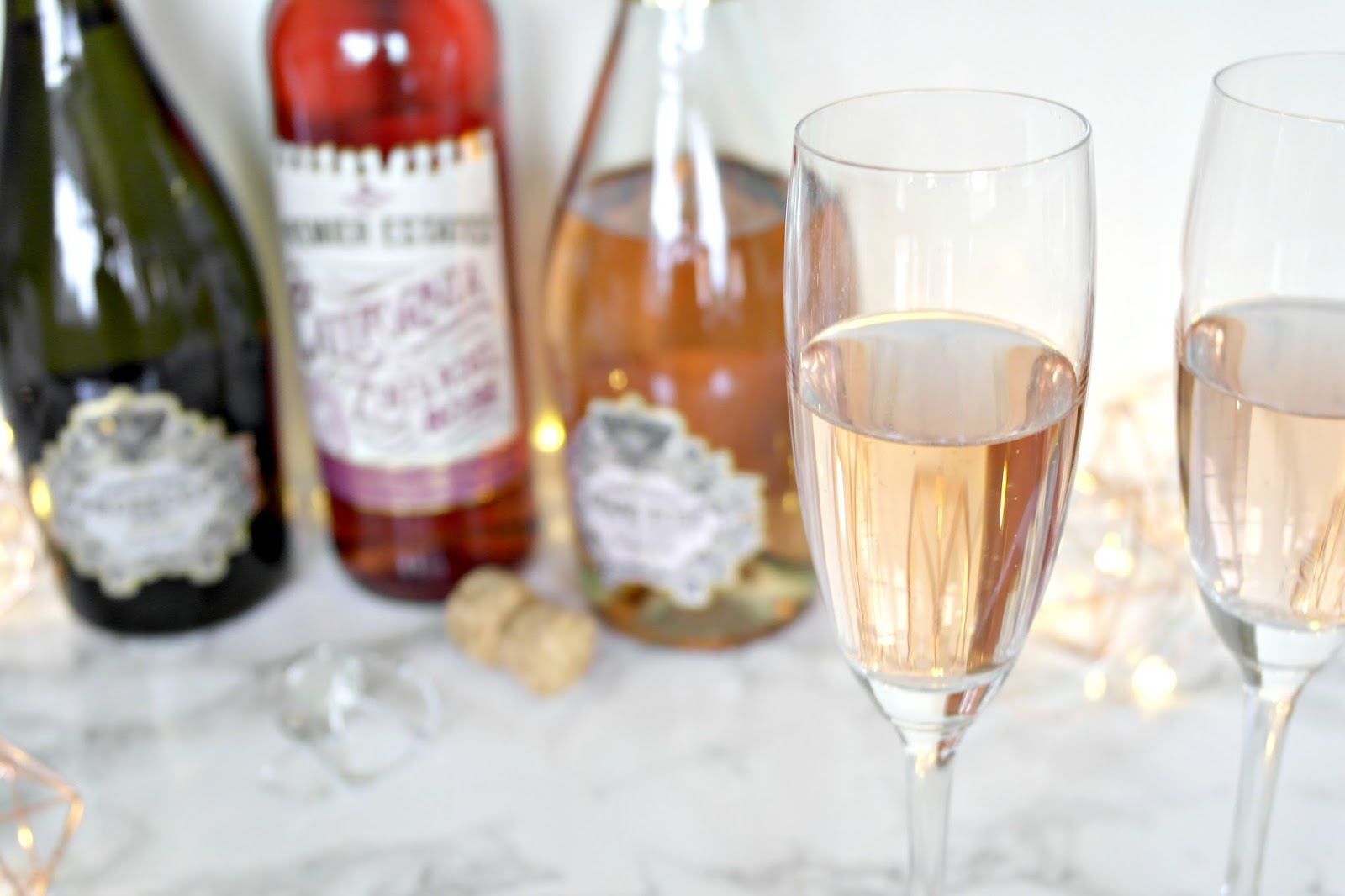 Premier Estates Grand Rose Sparkling Wine review