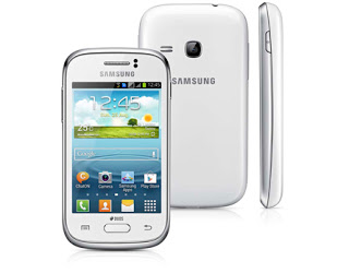 Rom Firmware  Original de Fabrica Samsung Galaxy Young Duos GT-S6313T TV Android 4.1.2 Jelly Bean