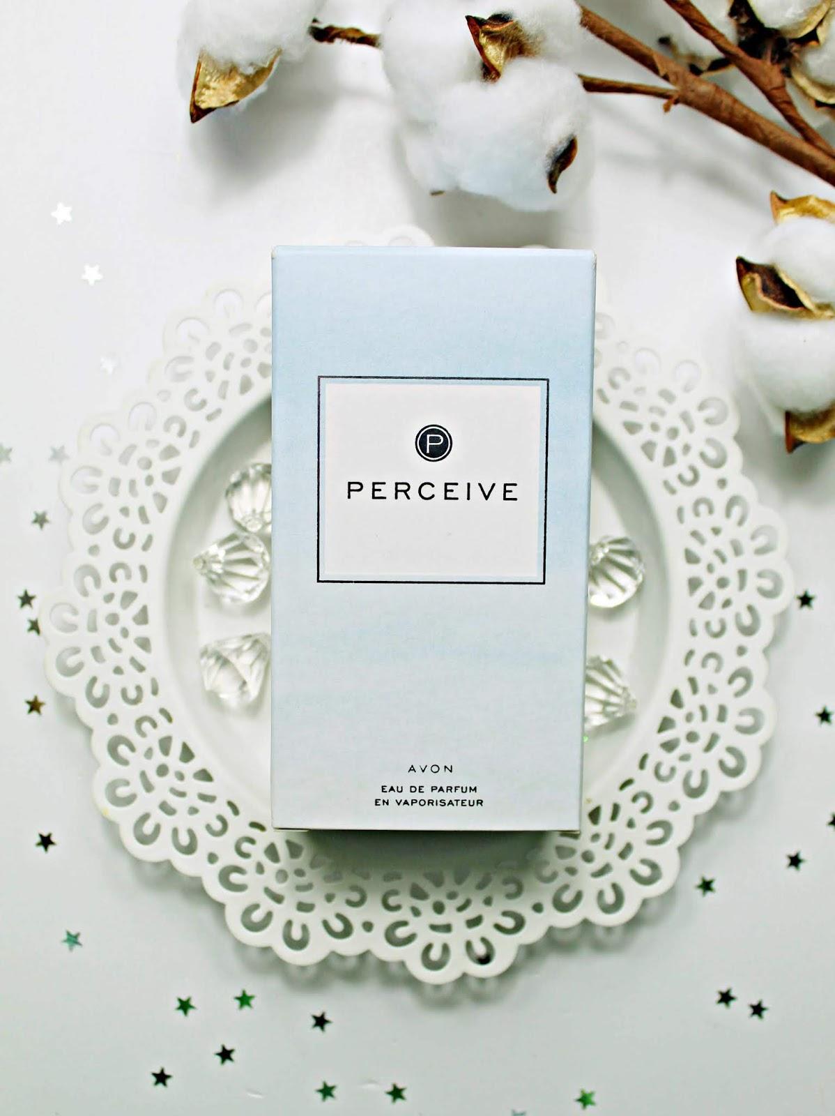 woda perfumowana Perceive Avon