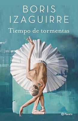 LIBRO - Tiempo de tormentas Boris Izaguirre  (Planeta - 13 Marzo 2018)  COMPRAR ESTE LIBRO EN AMAZON ESPAÑA