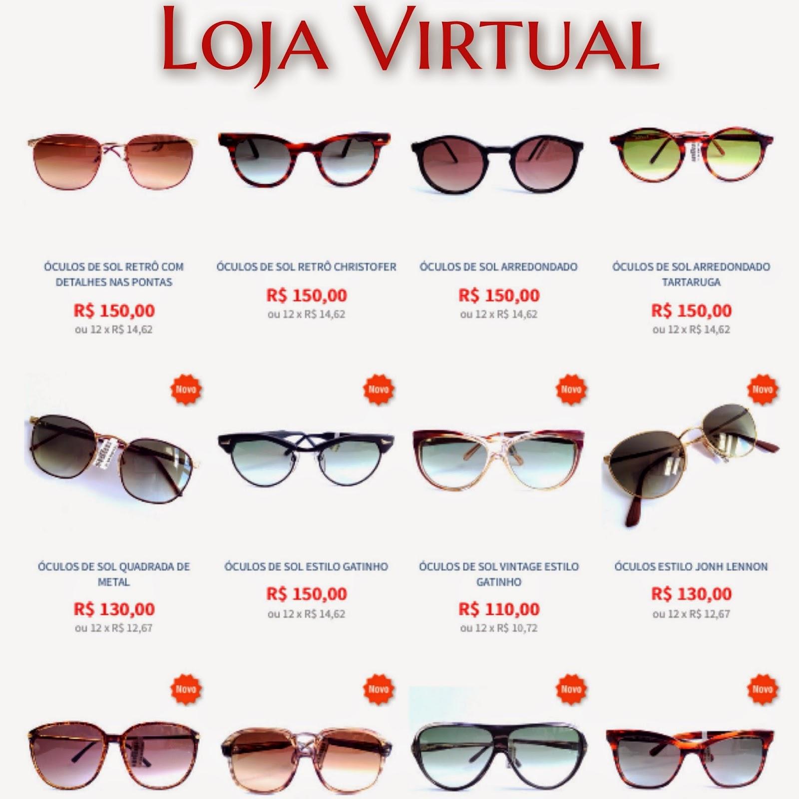 Como usar o óculos redondinho  Sem mistérios né pessoal, é só colocar cara  linda e ir. e8aa2e3b3a