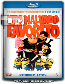 Meu Malvado Favorito Torrent - BluRay Rip 1080p Dublado