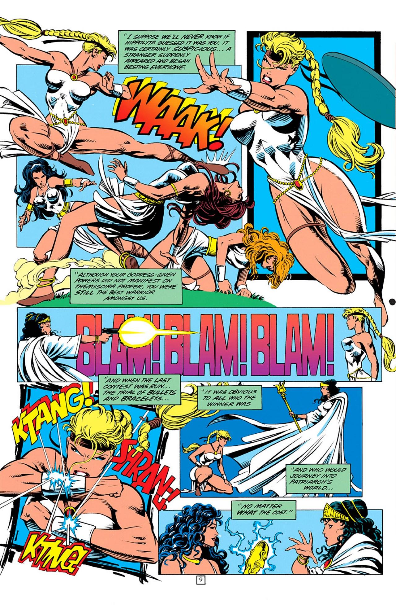 Read online Wonder Woman (1987) comic -  Issue #0 - 10