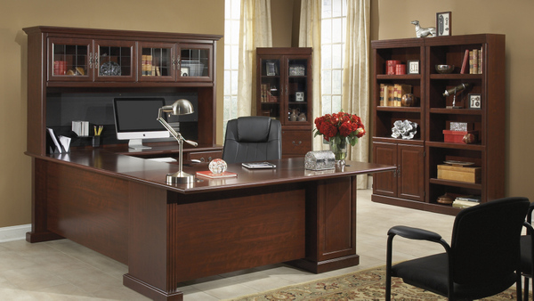 Modern Home OFFICE FURNITURE Sets | Best Office Furniture Design Ideas