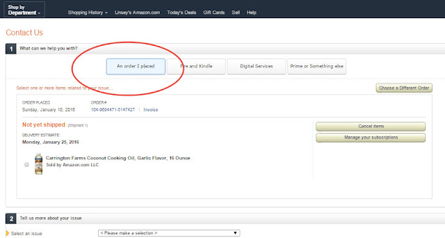 How to Find and Contact Amazon Live Customer Chat