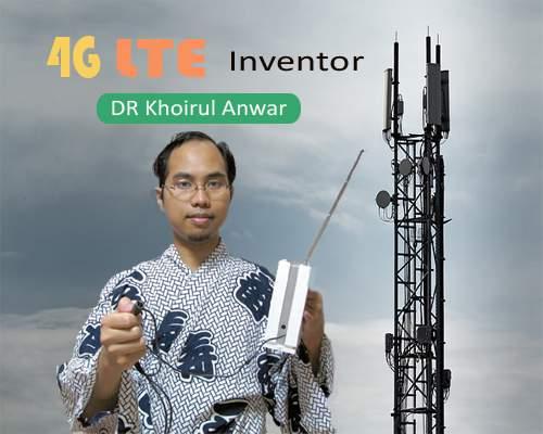 Penemu Teknologi 4G LTE