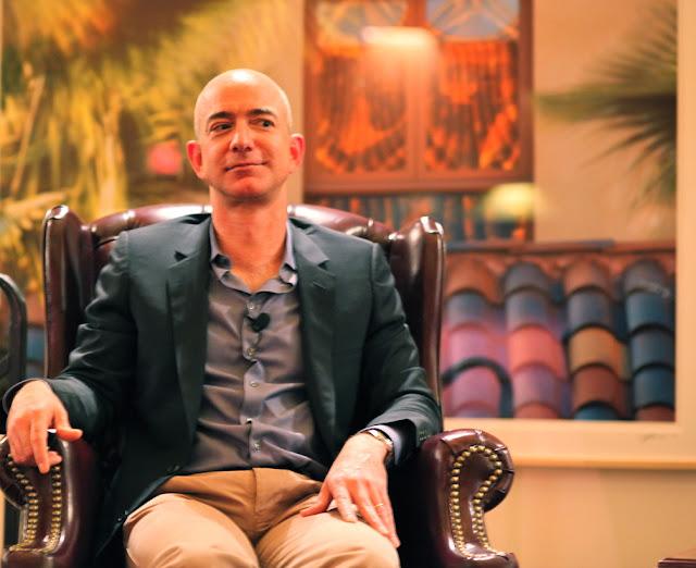 Jeff Bezos'a Göre Başarmak - Kurgu Gücü