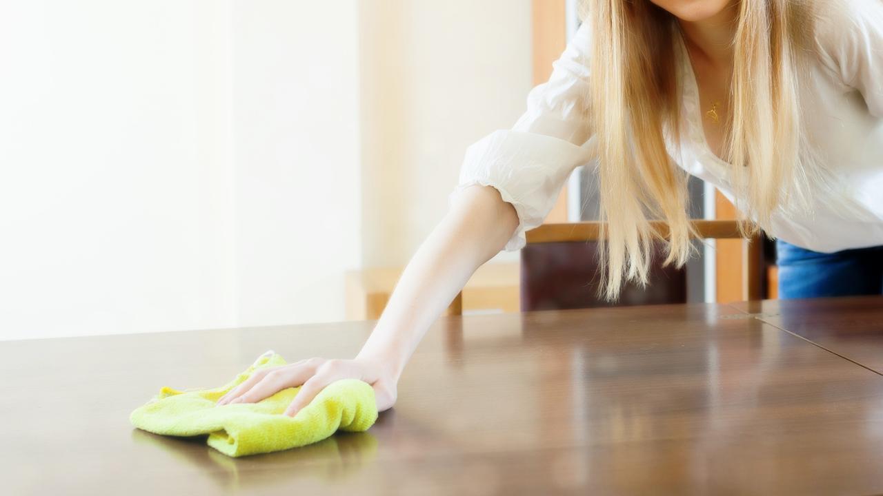 Cómo mantener limpios los muebles de melamina?