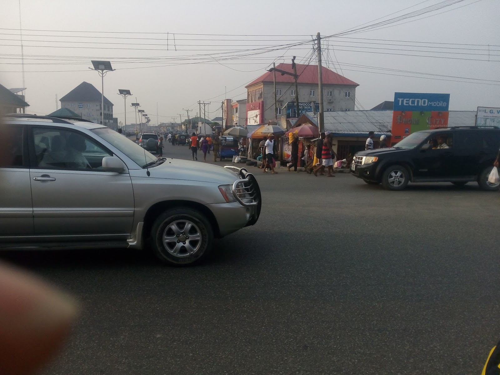 Keke operators cripple movement in Yenagoa