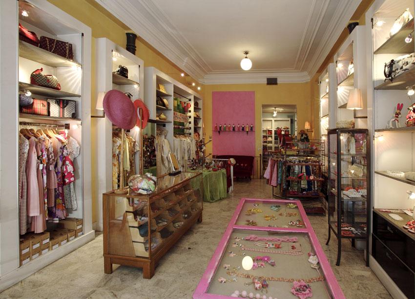 Progetto i love me shopping vintage in milan for Negozi arredamento vintage milano