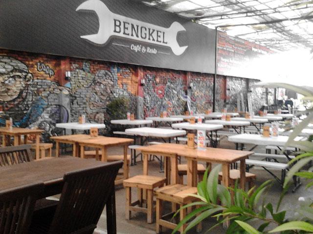 Bengkel Cafe
