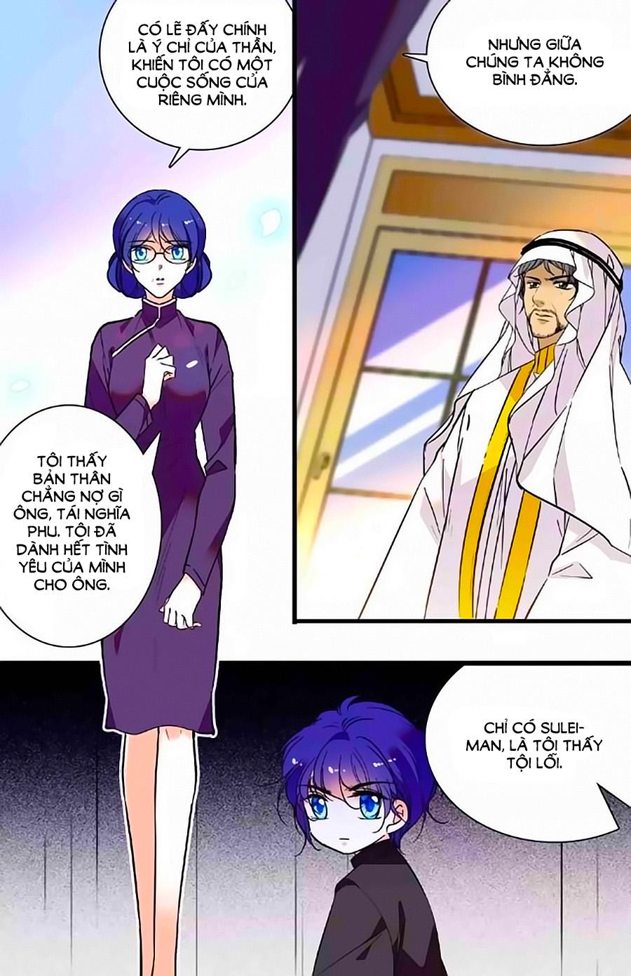 999 Nụ Hôn Bá Đạo Của Nam Thần Chap 319 - Trang 4