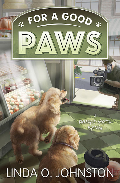 For a Good Paws (A Barkery and Biscuits Mystery Book 5) by Linda O. Johnston