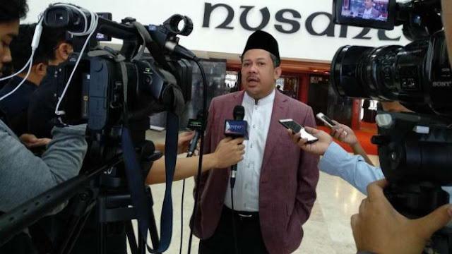 Fahri Hamzah Minta Penyidikan Kasus Ratna Sarumpaet Dihentikan